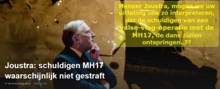 MH17 Joustra