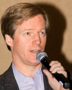 Mark Blaxill, van de organisatie 'Safe Minds'. (klik op afbeelding voor zijn site)
