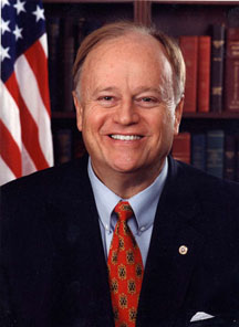 Senator Max Cleland