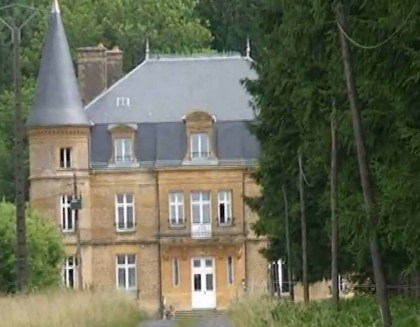 Michel Fourniret chateau
