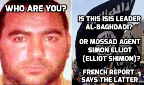 Mossad ISIS