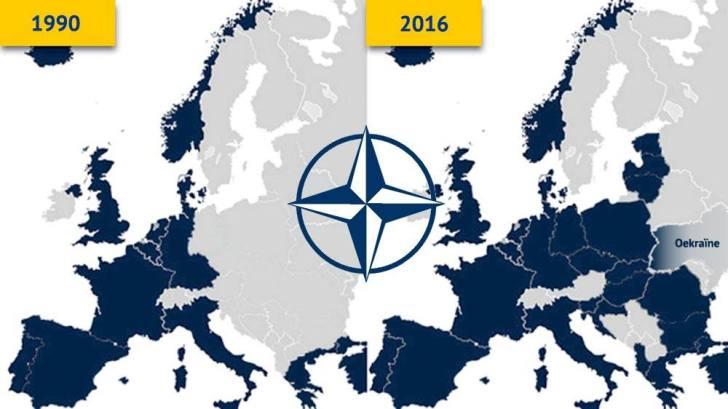Rusland is vanuit het westen, volledig omgeven door pro-Amerikaanse partners, waarvan de NAVO wel een heel 'geniepige en fnuikende' opkomende macht is geworden.. Het lijkt tijd te worden, dat de achterliggende agenda van deze opmars, in daden omgezet gaat worden? (Wie heeft het nog over lege praat, dat Poeting 'aan de deuren van Europa staat te rammelen'...??!)