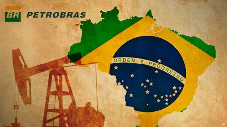 Daar waar het veel politici gaat om 'zakken-vullen' via de nationale oliemaatschappij Petrobras, is de derde hond er met het been vandoor gegaan..