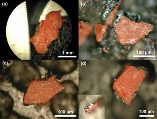 Dit is het dus: Nano-super-thermate. Een high-tech combinatie van ijzeroxide en aluminium, verspreid gevonden in het puin van de WTC-torens. Deze chips zijn de bron van de gigantische energie die architecten en ingenieurs al tekort kwamen in het hele proces van de vernietiging van de torens en WTC7.