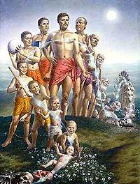 Reincarnatie beeld