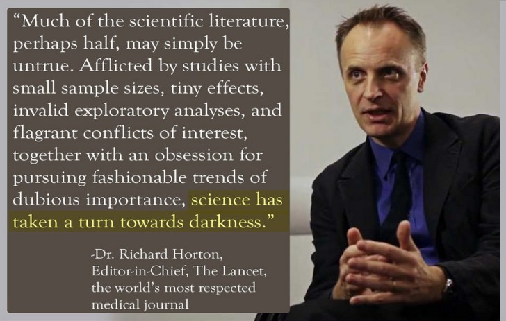 Richard Horton Lancet