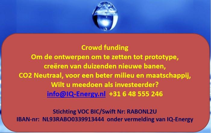 Rob Brekel crowd funding