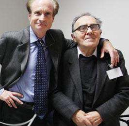 Kenrfusie-fysici Andrea Rossi en zijn vriend Focardi, de uitvinders van de revolutionaire kernfusie op 'huishoudelijke schaal'..! Het werkt..!