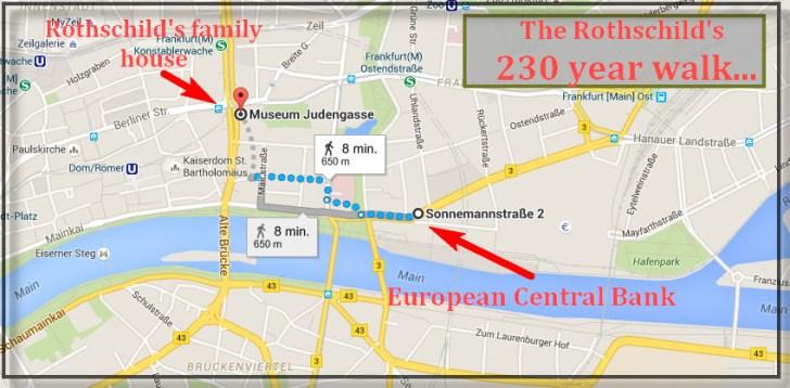 Rothschild 230 year walk