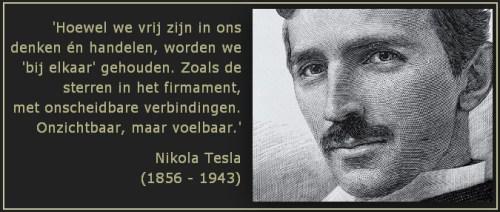 Tesla verbindingen