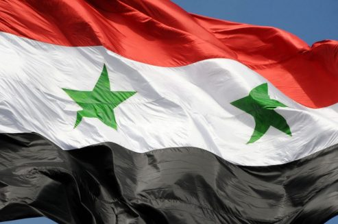 The_flag_of_Syrian_Arab_Republic