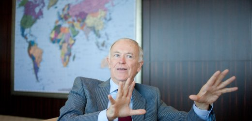 Sir Tim Clark, 64, has been a senior manager of Dubai-based Emirates Airline since 1985 and has been the president and CEO of the company since 2003. In recognition of his services to air travel, Clark, a British citizen, was recently knighted.