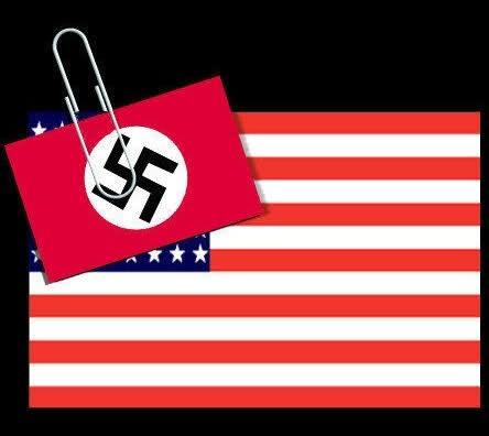 US nazi vlag