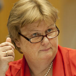 VVD kamerlid Brigitte vd Burg