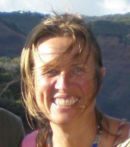 Wilka Zelders, samen met auteur Jhadten Jewall, auteur van het Whizzardproject