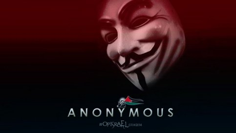 anonymous israel hacking april 2014 - 2