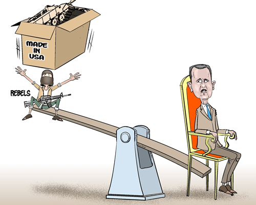 assad american arms