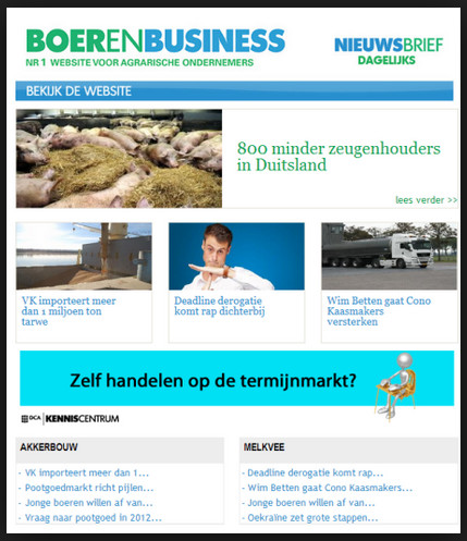 boerenbusiness daily