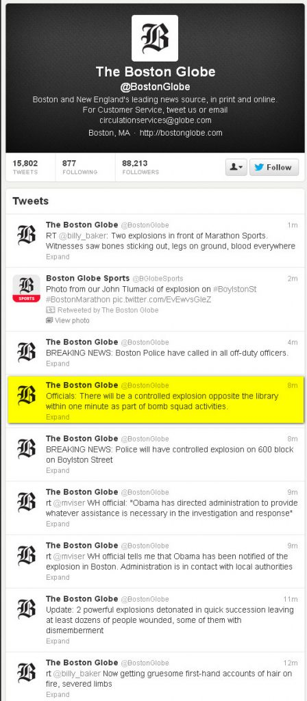 boston globe tweet