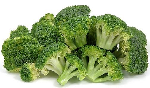 Broccoli, één van die groenten die barstensvol met Vitamine C zit.