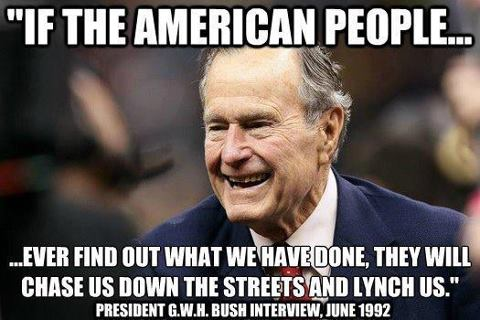 bush people chase them down the streets