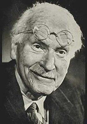 Zeker geestes-wetenschappers als Carl Gustav Jung bevonden zich altijd al op de brug tussen denken en gevoel..