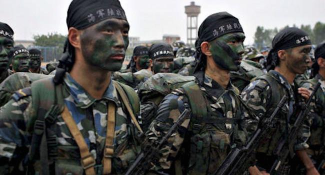 china-ISIS-war