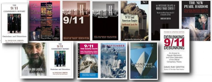 david ray griffin books 911