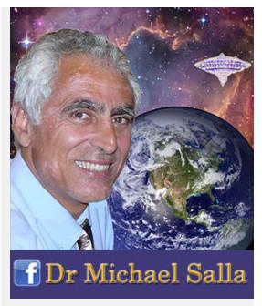 Een man met onberispelijke academische geloofsbrieven is Michael Salla, Ph.D., van de website www.exopolitics.org. Hij is bekend geworden door zijn intelligente presentaties, boeken en artikelen. Dr. Salla is geen lichtgewicht en hij heeft informatie van een voormalige werknemer uit de geheime dienst van het Amerikaanse leger. Er was een werkrelatie tussen sommige nazi-wetenschappers en reptielachtige buitenaardsen
