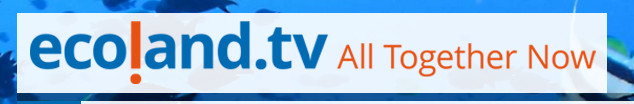 ecoland tv logo site