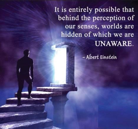 einstein hidden worlds