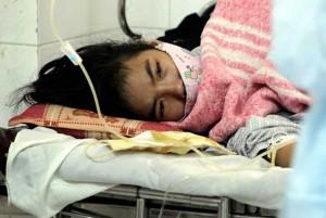 Slachtoffer H5N1 virus