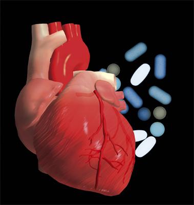 hart medicijn betablokkers