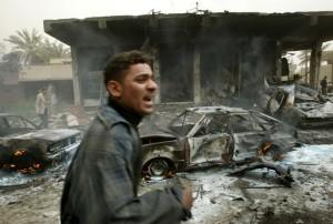 Verwoestende Irak-oorlog