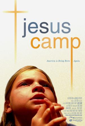 Poster van de film 'Jesus Camp'