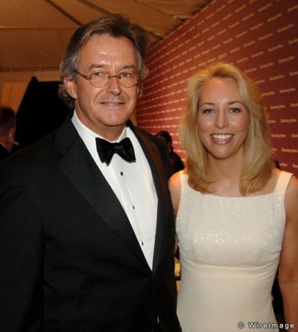 Valerie Plame en echtgenoot Joseph Wilson