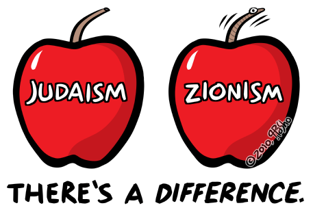judaism zionism
