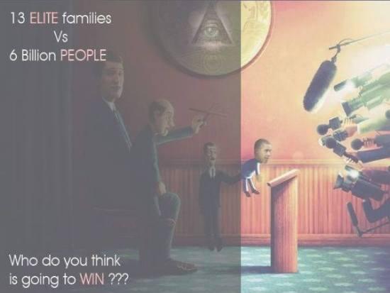 Wat je je ook voorstelt over de machten en krachten van de VS, vergeet NOOIT dat het de machten zijn, achter de corporaties in de VS en Europa die de dienst uitmaken. Lak aan democratie, democratie als een camouflagedeken. (Lees de artikelen eens over de VS-verkiezingsfraude hier op de site; klik voor een van deze artikelen)