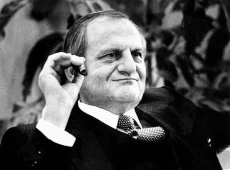 Lee Iacocca, top-industrieel.