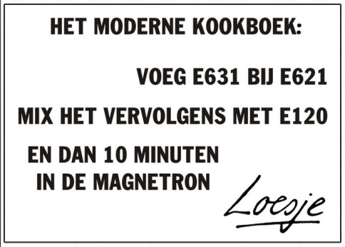 loesje magnetron