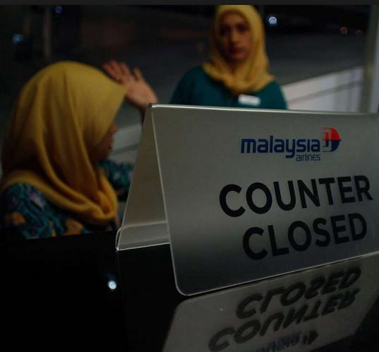 malaysia counter closed
