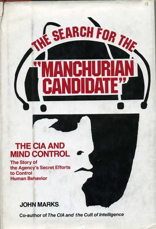 Een van de vele, vele films en boeken die er over het onderwerp Mind Control zijn gemaakt. (klik voor lead)