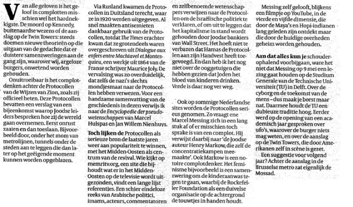 max pam volkskrant april 2016