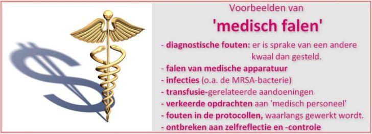 medisch falen