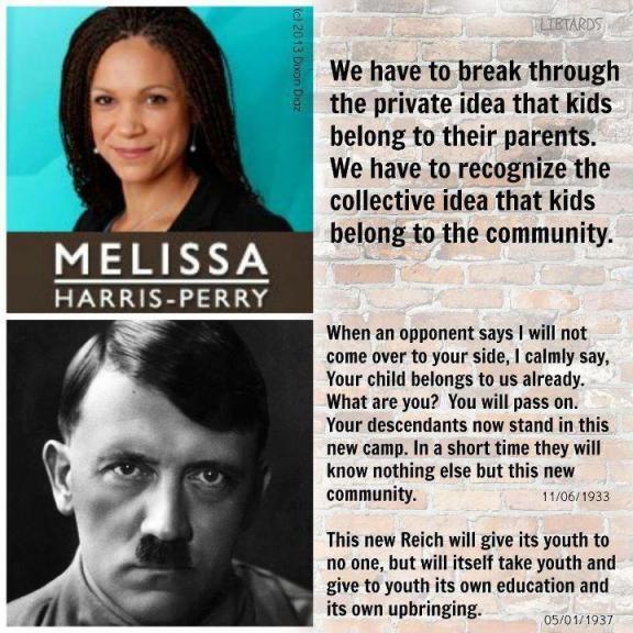 Bizar genoeg blijken de ideeën dat geboren baby's nog geen volwaardige mensen zouden zijn, ook al in de tijd van Adolf Hitler te zijn gecommuniceerd; niet in de laatste plaats door Hitler zélf..