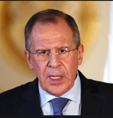 """De Russische minister van Buitenlandse Zaken Lavrov windt er ook geen doekjes om.. 'Het doorgeven van onze vluchtgegevens is ons duur komen staan."""""""