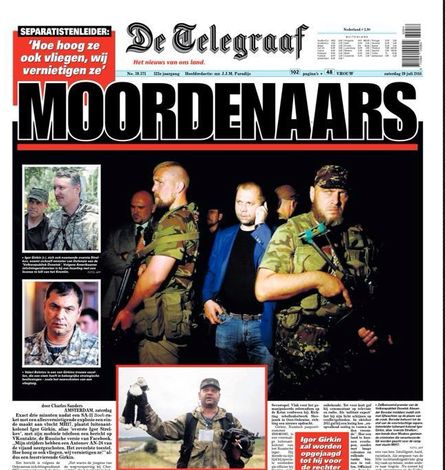 Het zijn krantenkoppen en leugens als deze, die de bevolking van Nederland vergiftigen met haat en vooringenomenheid. Een klein vraagteken achter deze beschuldiging, had een wereld van verschil uitgemaakt. Ook, of misschien wel ZELFS, voor 'De Telegraaf'..!