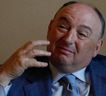 Moshe Kantor, voorzitter van het Europees Joods Congress