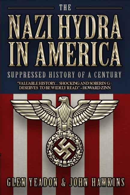 Veel publicaties over de verbinding van nazi-Duitsland met de kopstukken in de VS.. Ongeloofwaardige informatie voor het volk, maar de keiharde waarheid..!