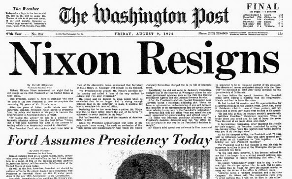 nixon washington-post